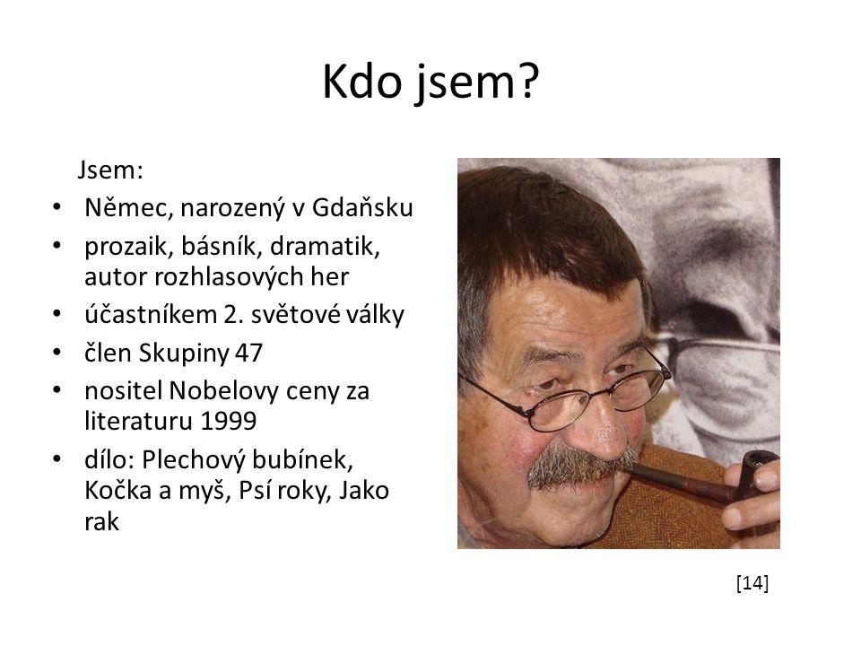 Kdo jsem Jsem: Němec, narozený v Gdaňsku