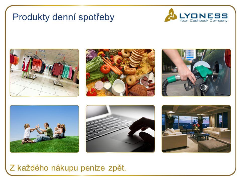 Produkty denní spotřeby
