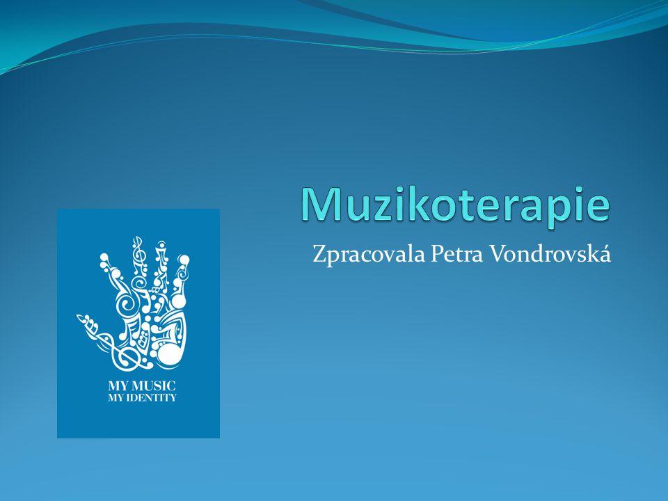 Zpracovala Petra Vondrovská