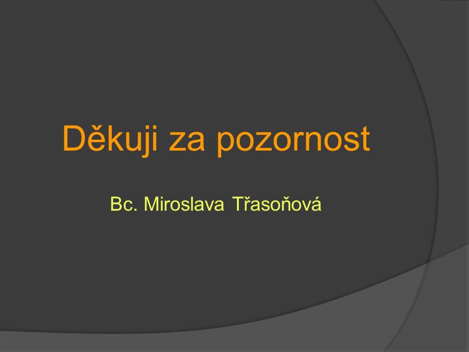 Bc. Miroslava Třasoňová