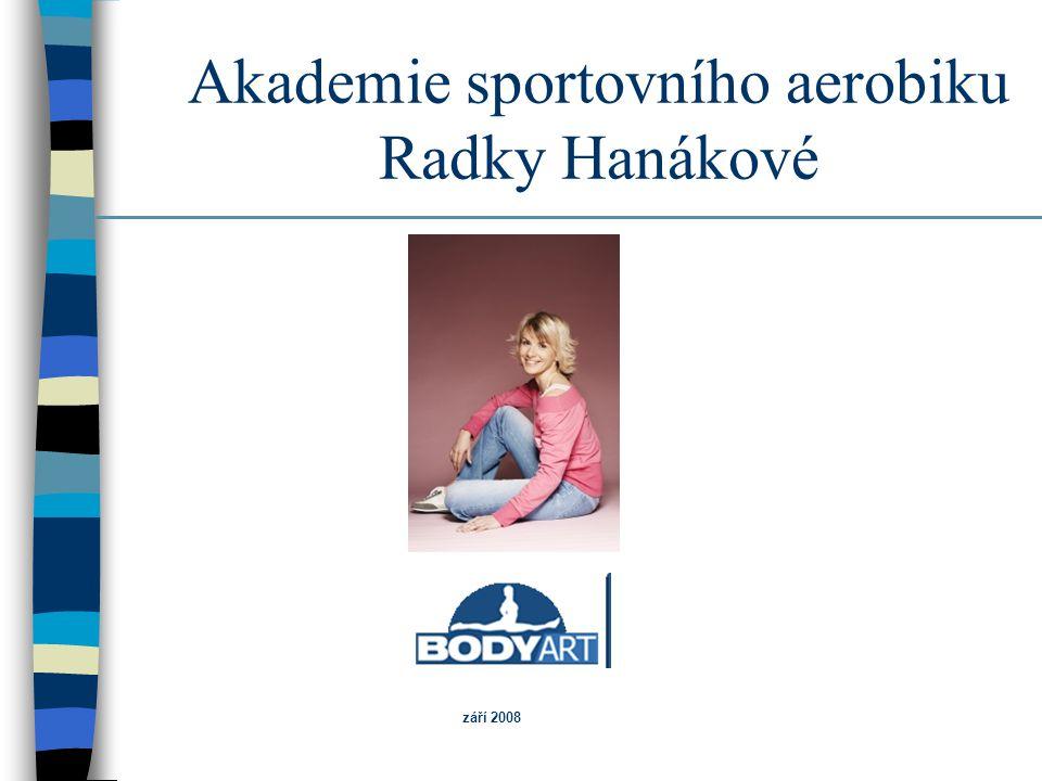 Akademie sportovního aerobiku Radky Hanákové