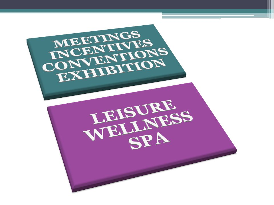 MEETINGS INCENTIVES CONVENTIONS EXHIBITION