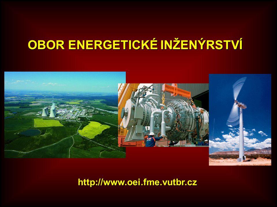 OBOR ENERGETICKÉ INŽENÝRSTVÍ