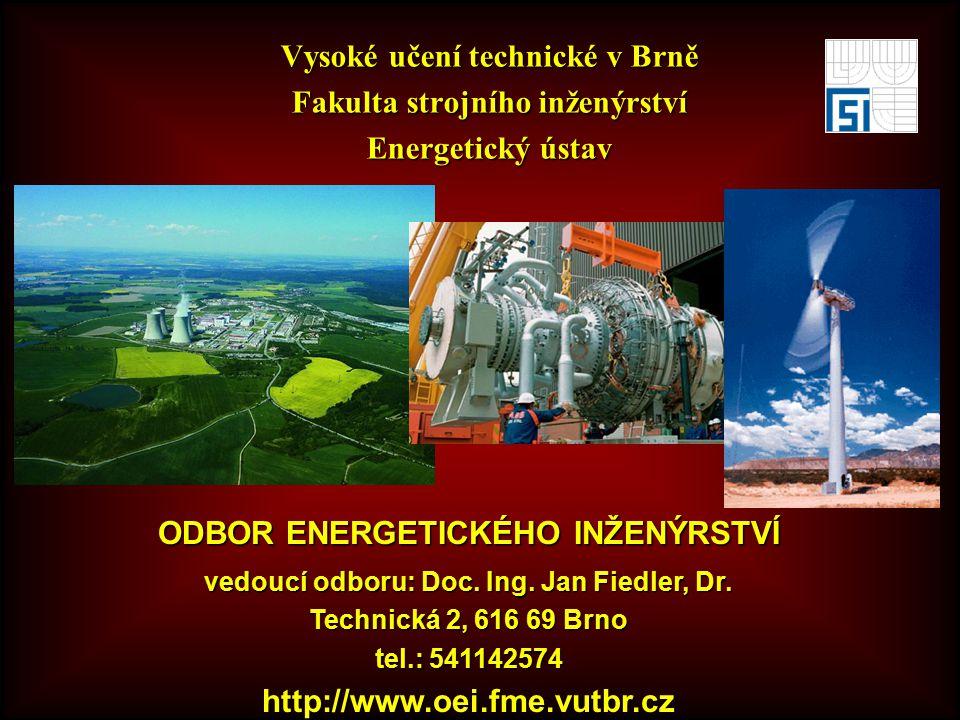 Vysoké učení technické v Brně Fakulta strojního inženýrství