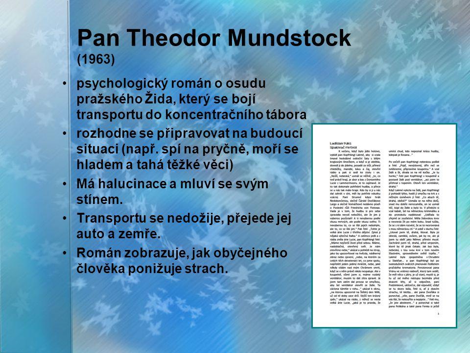 Pan Theodor Mundstock (1963)