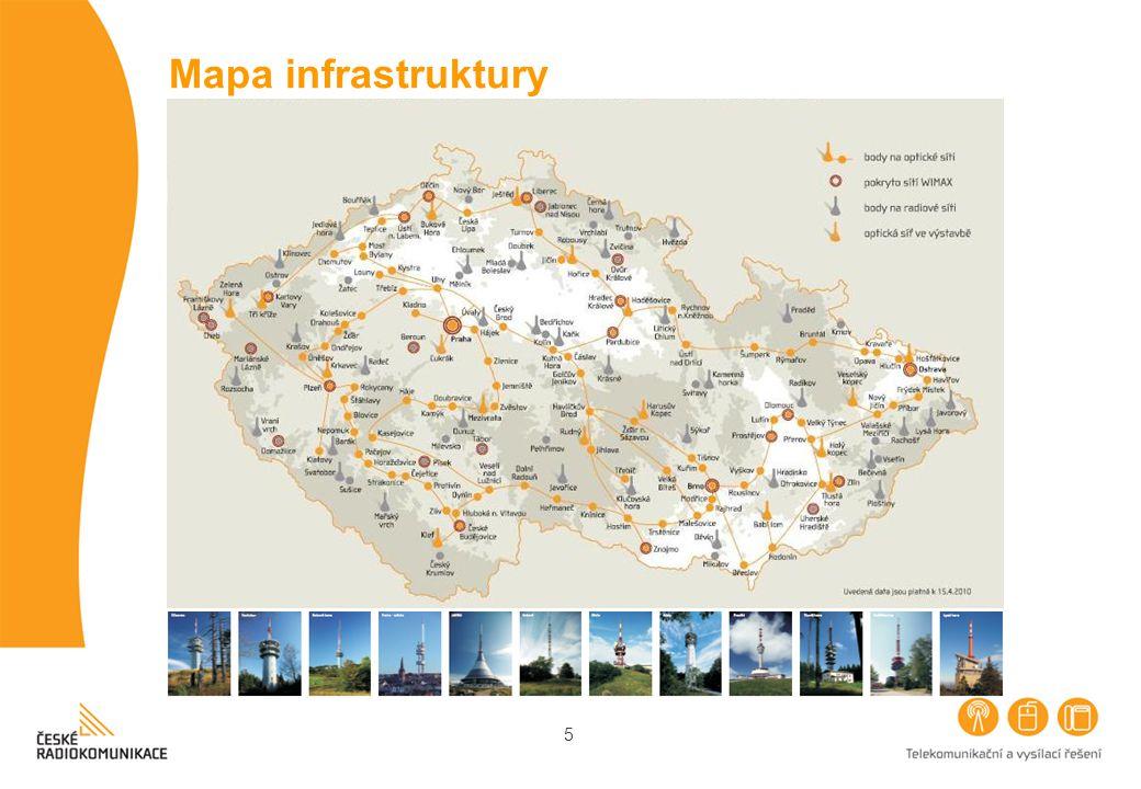 Mapa infrastruktury 5