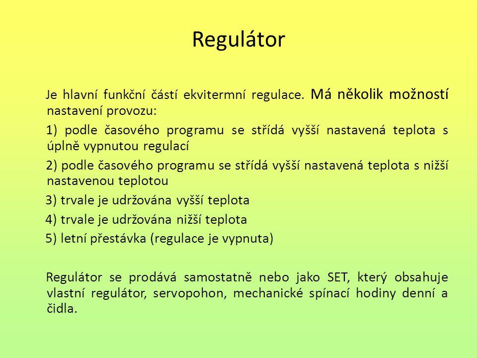 Regulátor