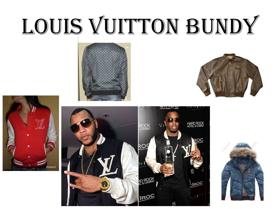 Louis Vuitton bundy