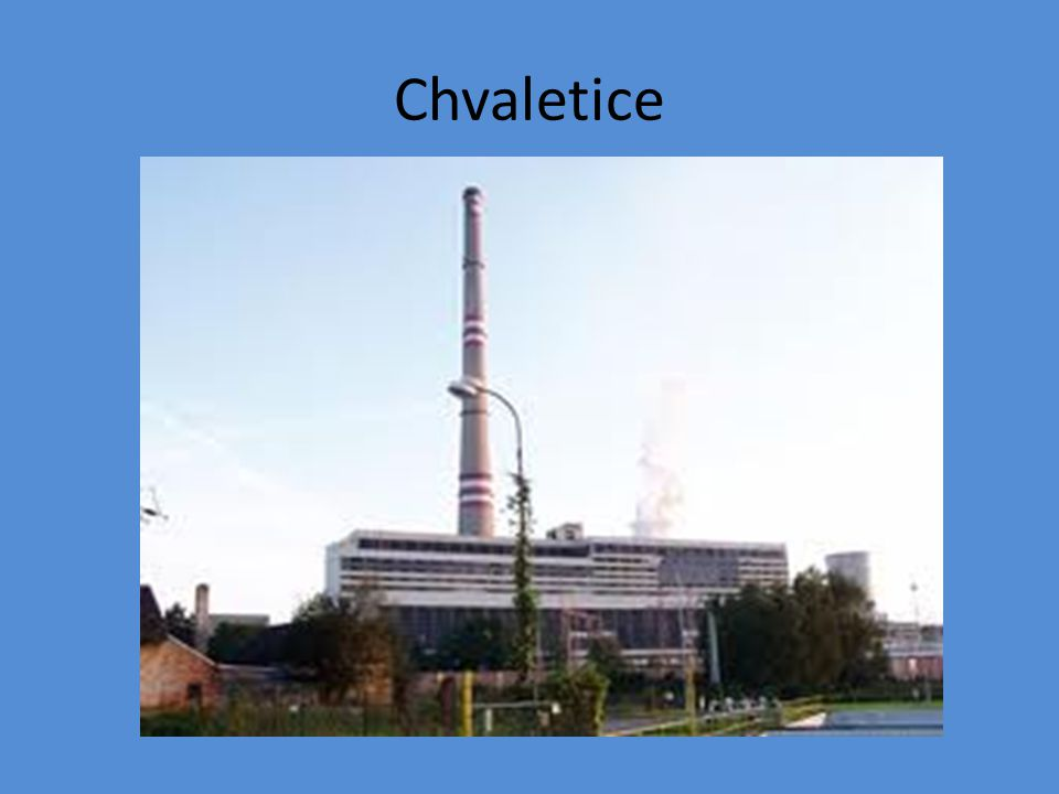 Chvaletice