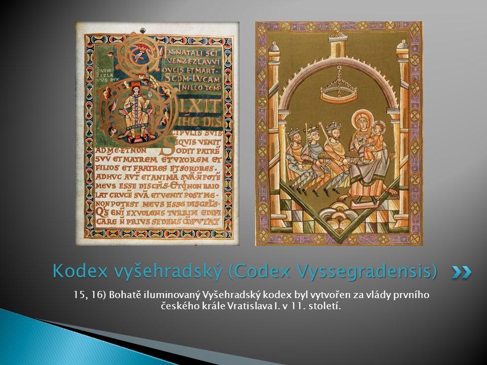 Kodex vyšehradský (Codex Vyssegradensis)