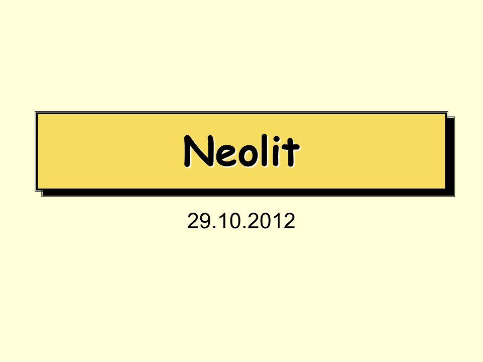 Neolit 29.10.2012
