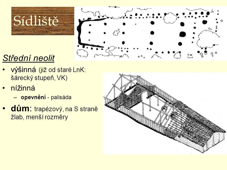 Sídliště Střední neolit
