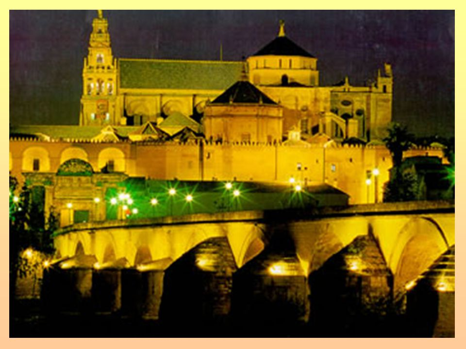 Spain – Historic centre of Cordoba