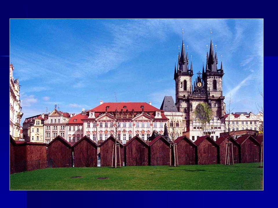 Památky UNESCO v ČR Praha – historické jádro, Vyšehrad
