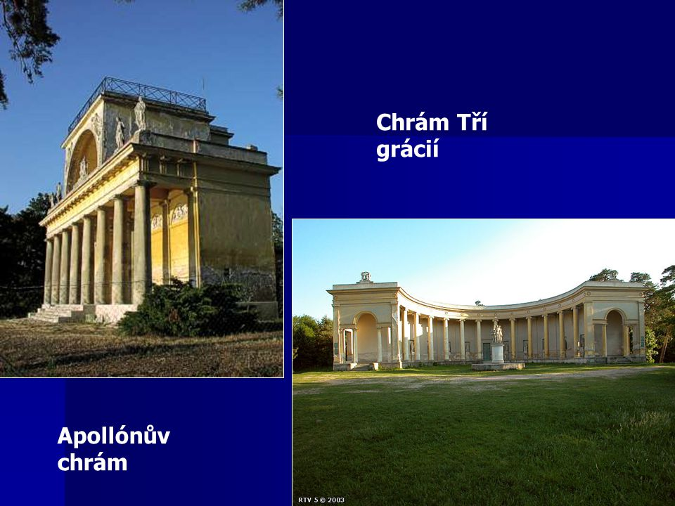 Chrám Tří grácií Apollónův chrám