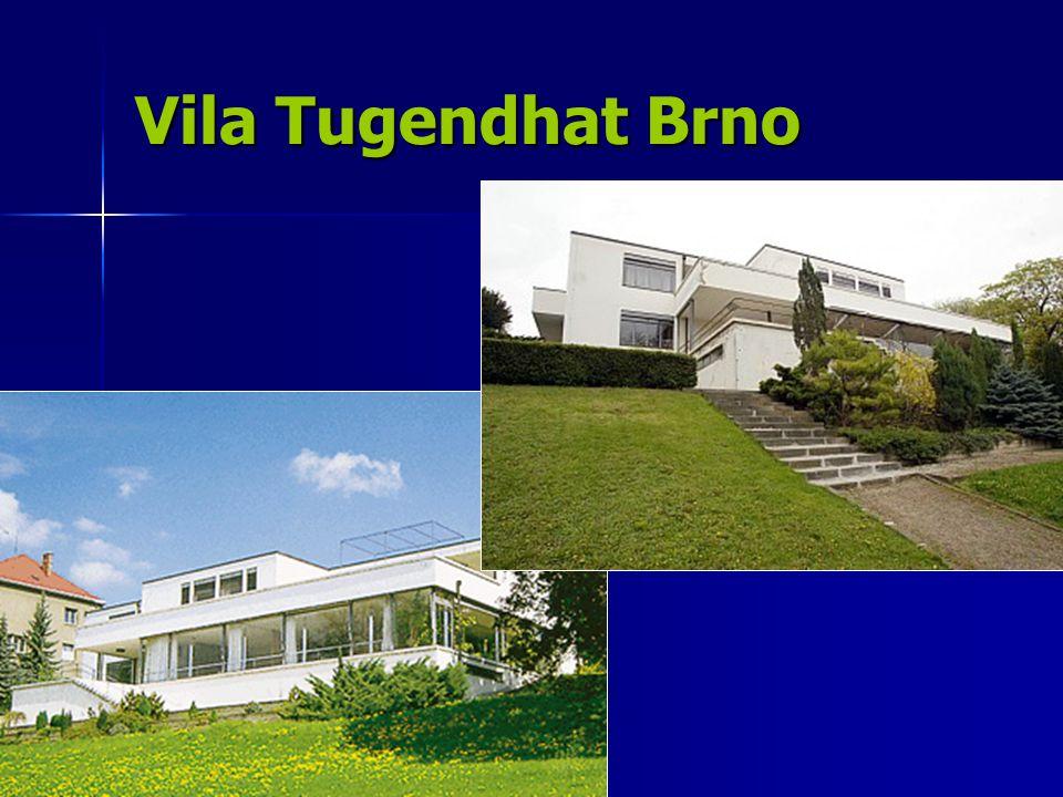 Vila Tugendhat Brno