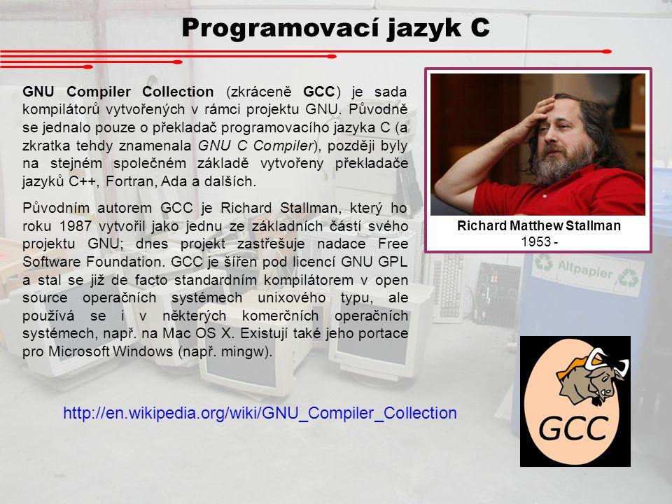 Richard Matthew Stallman 1953 -