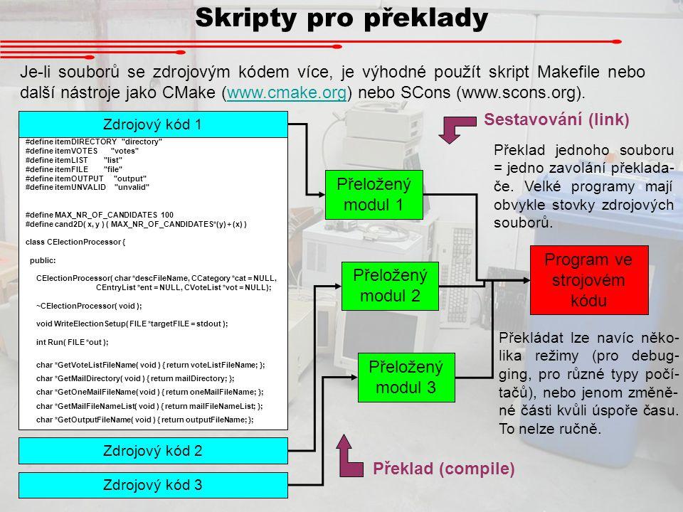 Program ve strojovém kódu
