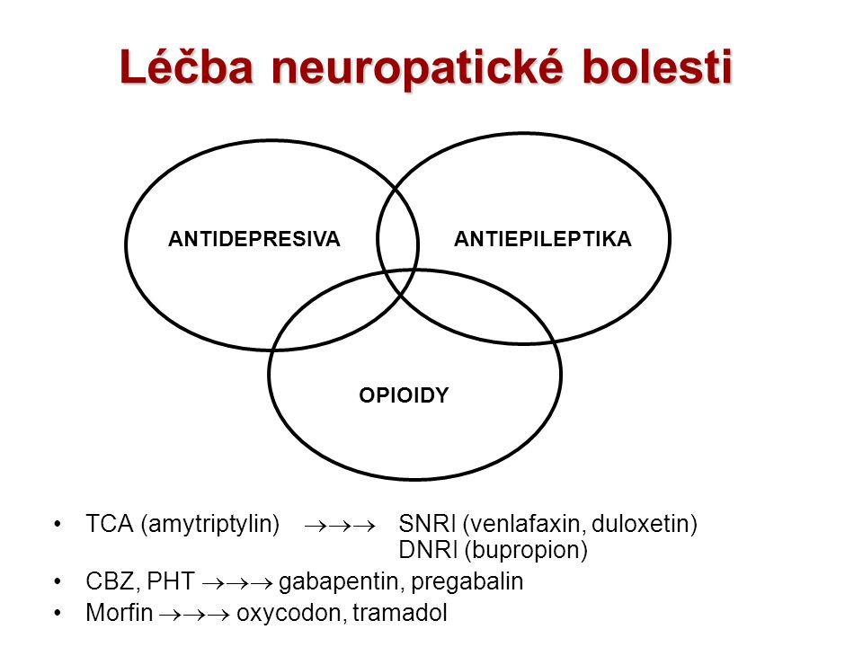 Léčba neuropatické bolesti