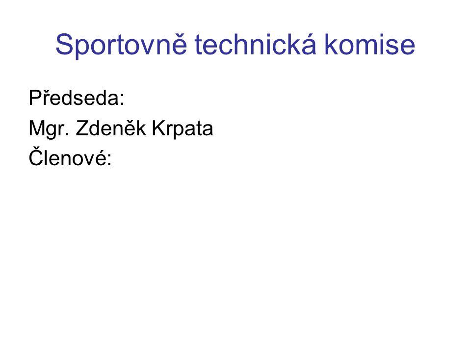 Sportovně technická komise