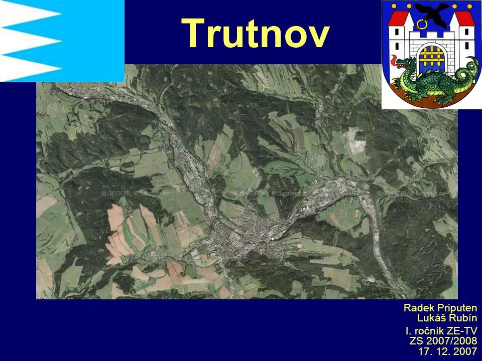 Radek Priputen Lukáš Rubín I. ročník ZE-TV ZS 2007/2008 17. 12. 2007