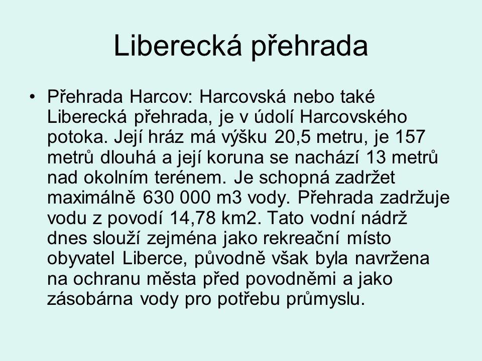 Liberecká přehrada
