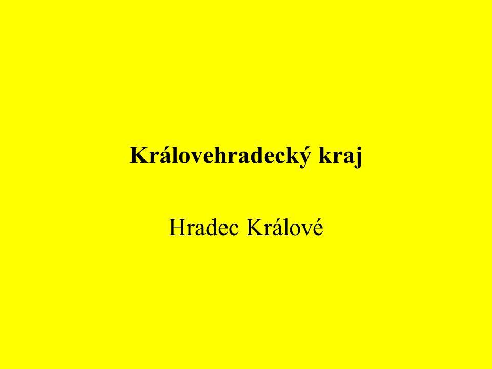 Královehradecký kraj Hradec Králové