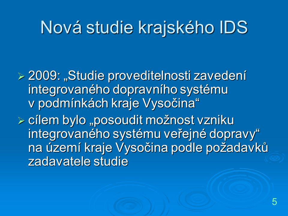 Nová studie krajského IDS