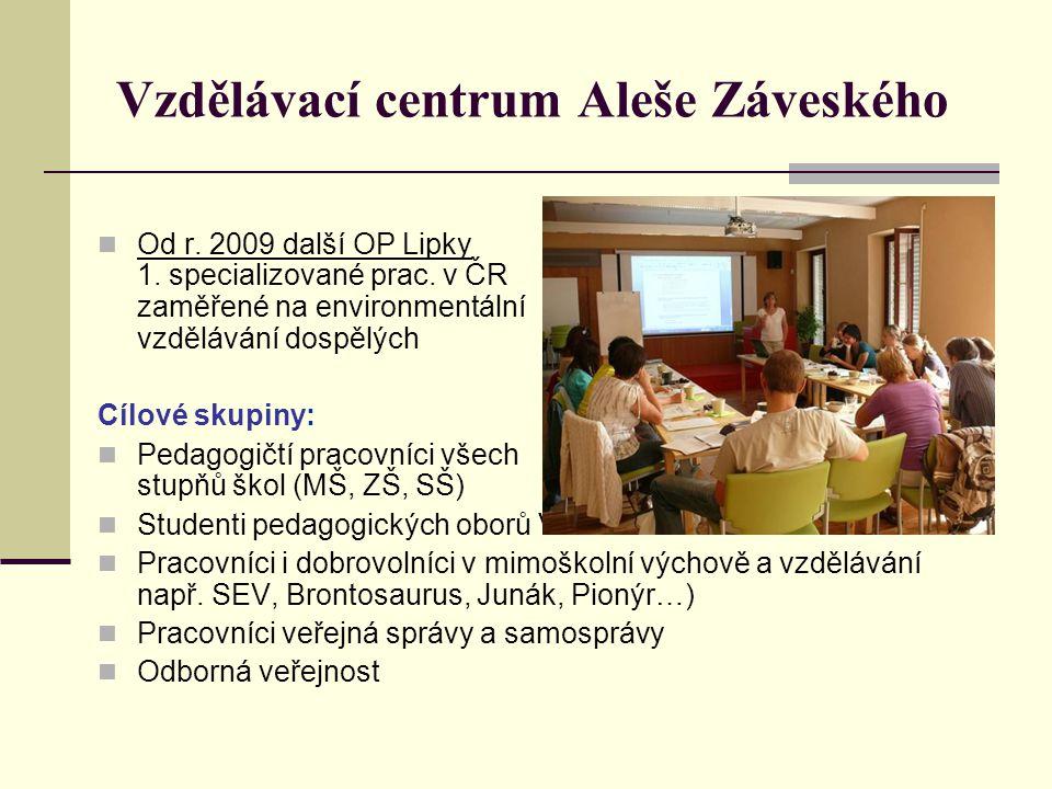 Vzdělávací centrum Aleše Záveského