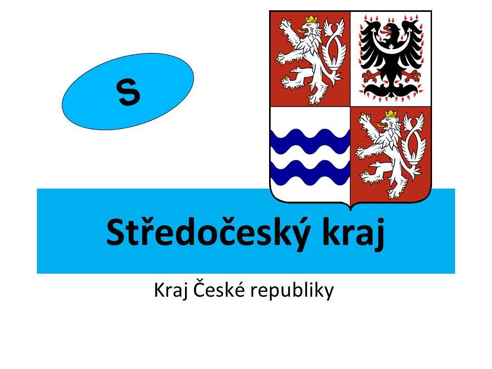 S Středočeský kraj Kraj České republiky