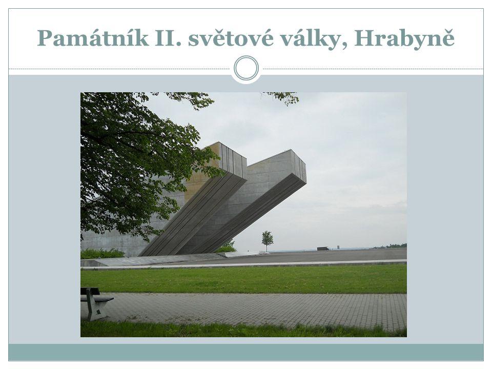 Památník II. světové války, Hrabyně