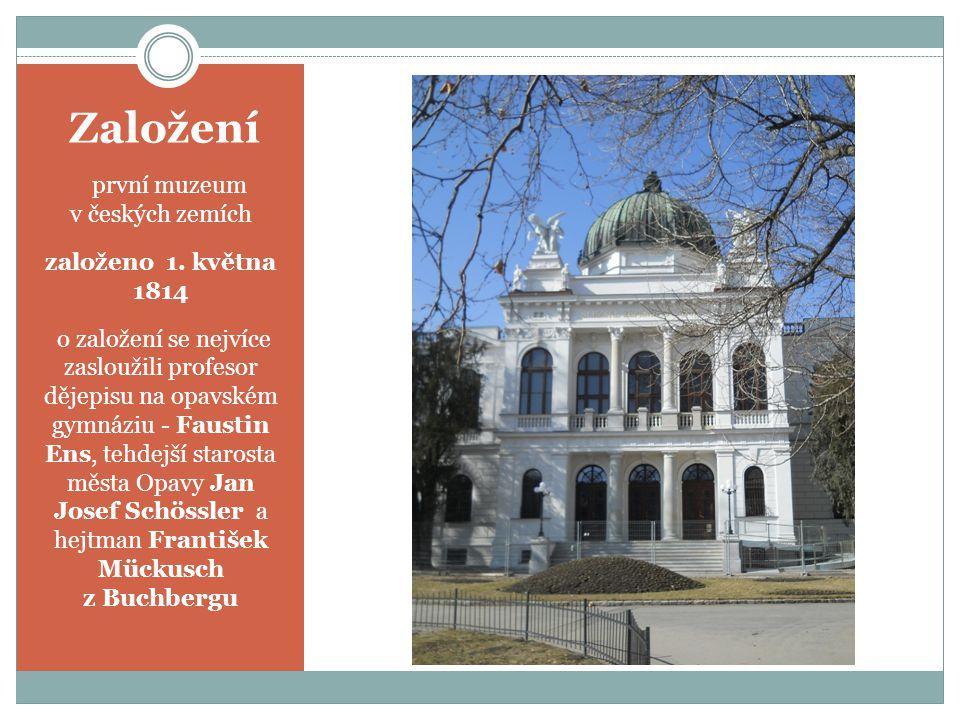 první muzeum v českých zemích
