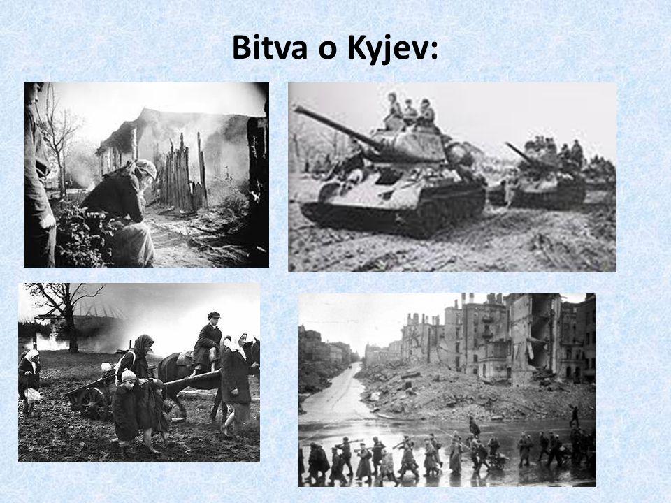 Bitva o Kyjev: