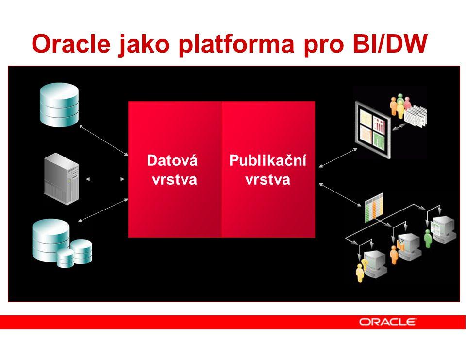 Oracle jako platforma pro BI/DW