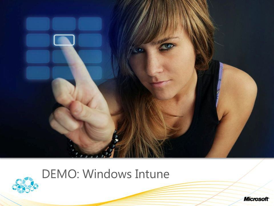 DEMO: Windows Intune