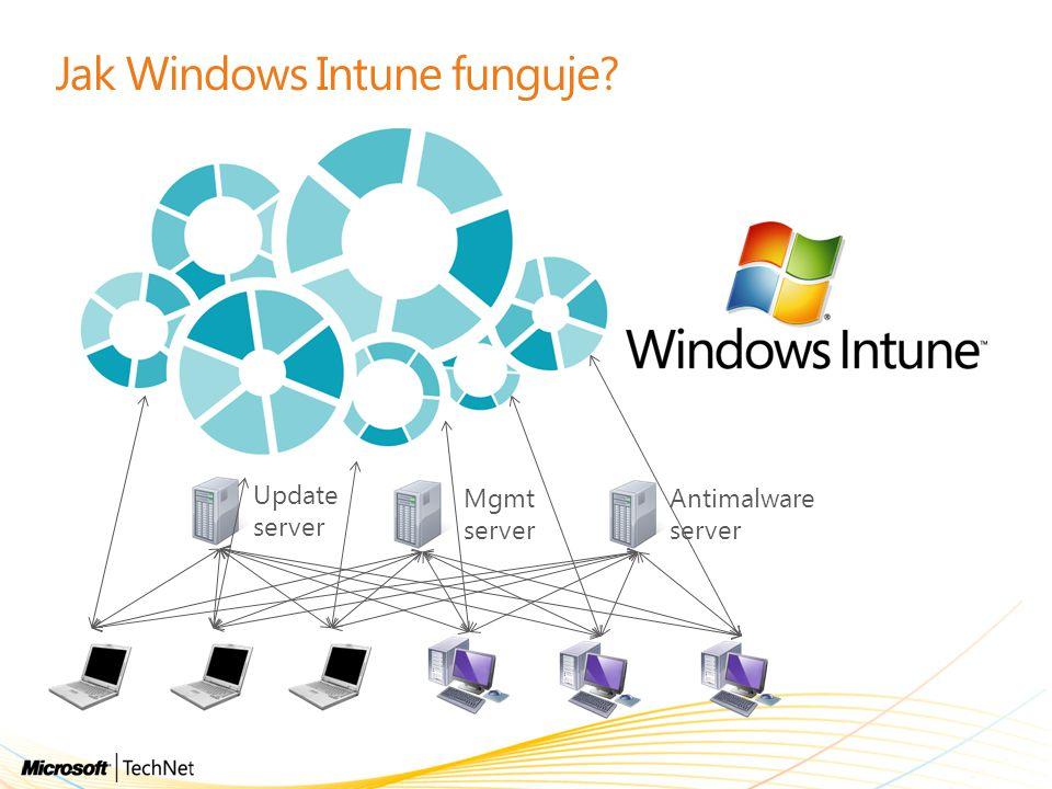 Jak Windows Intune funguje