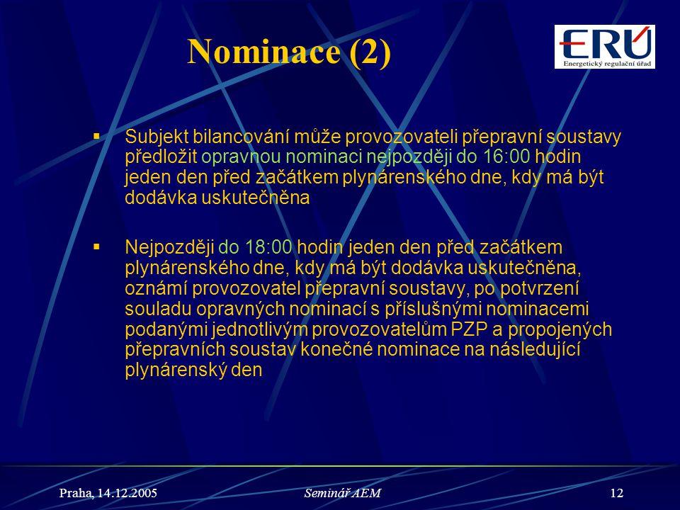 Nominace (2)