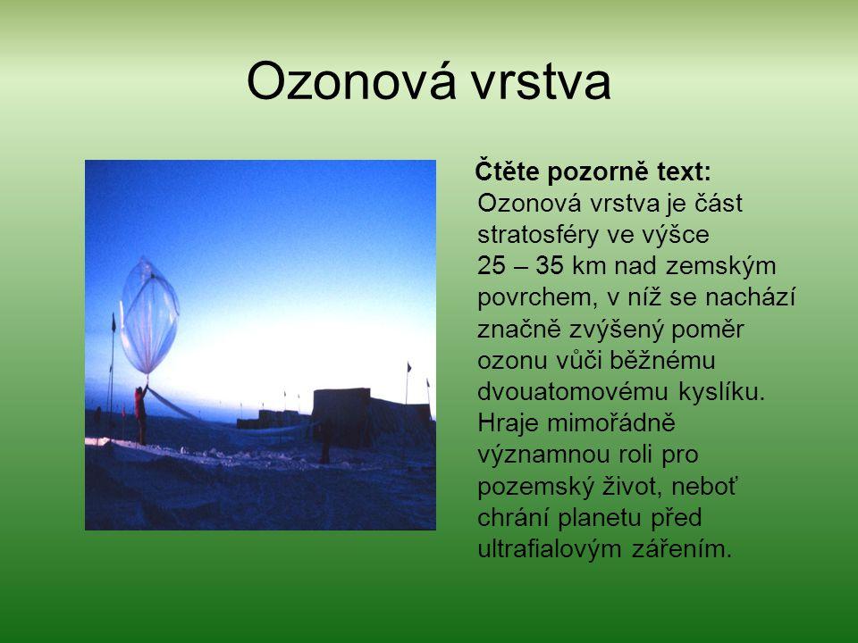 Ozonová vrstva