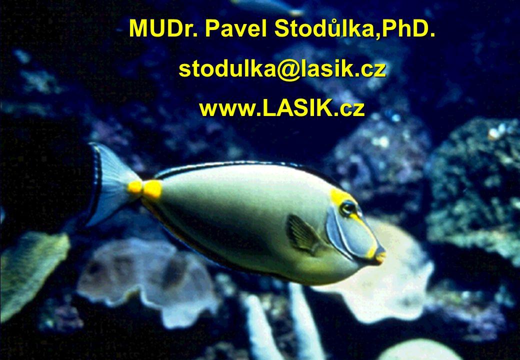 MUDr. Pavel Stodůlka,PhD.