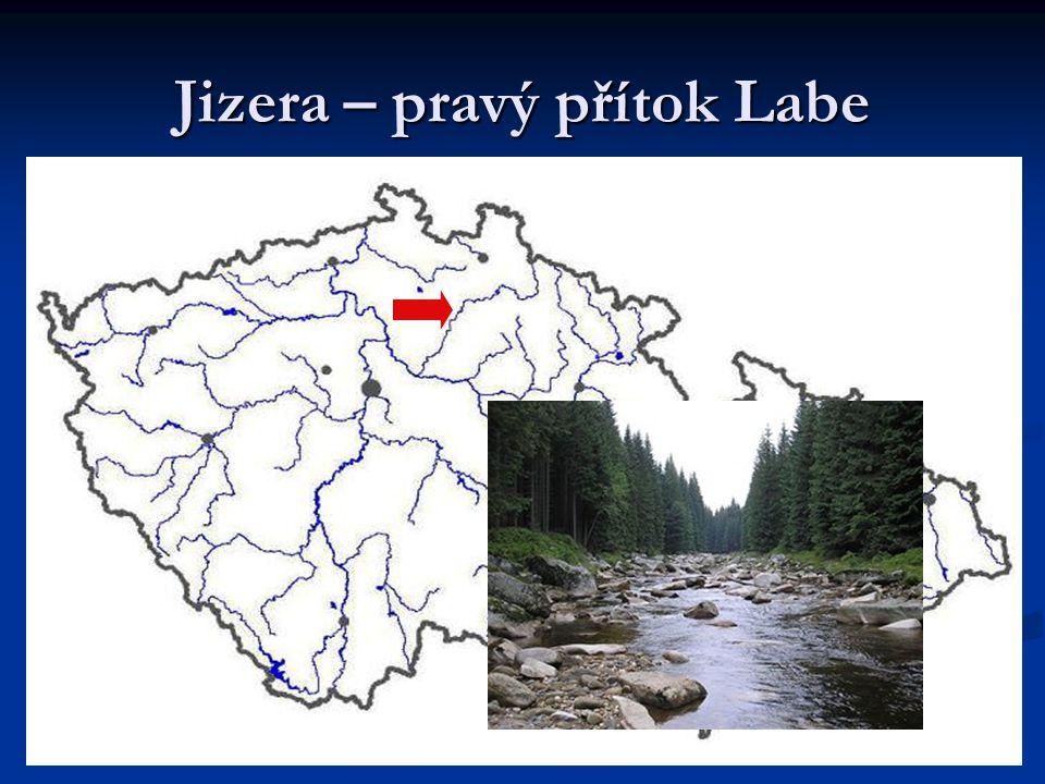 Jizera – pravý přítok Labe