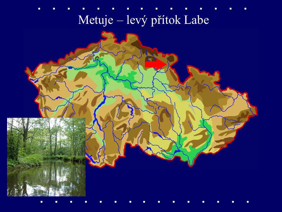 Metuje – levý přítok Labe