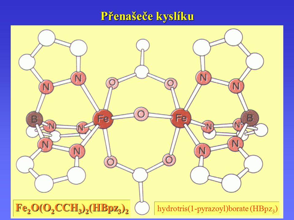 hydrotris(1-pyrazoyl)borate (HBpz3)