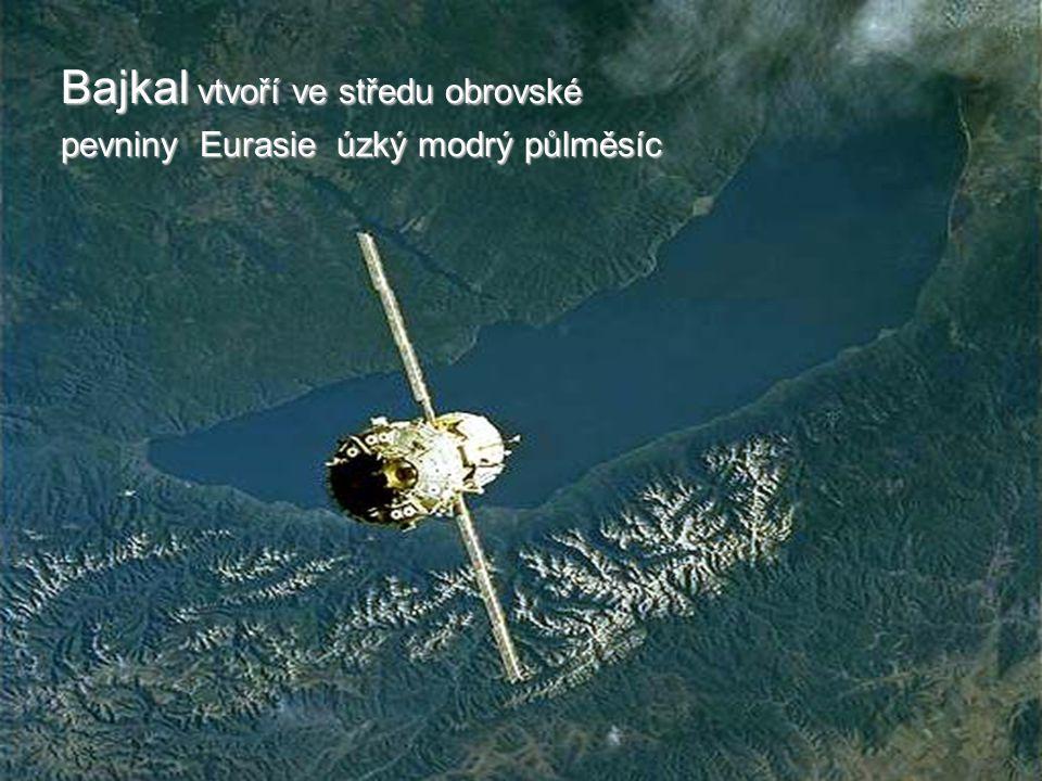 Bajkal vtvoří ve středu obrovské