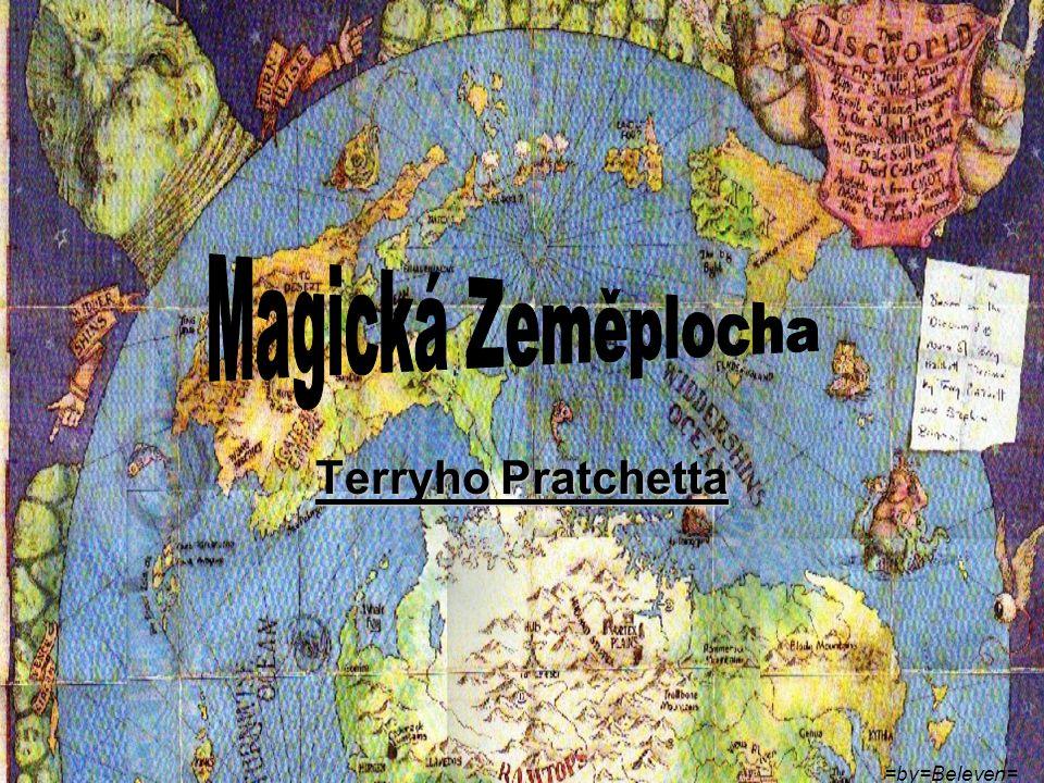 Magická Zeměplocha Terryho Pratchetta =by=Beleven=