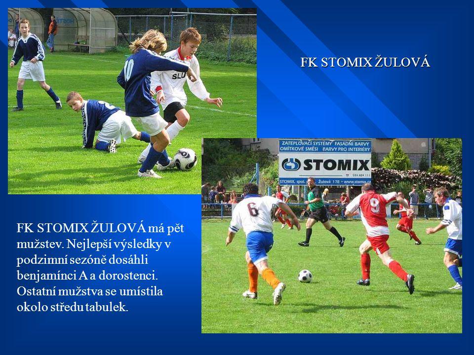 FK STOMIX ŽULOVÁ
