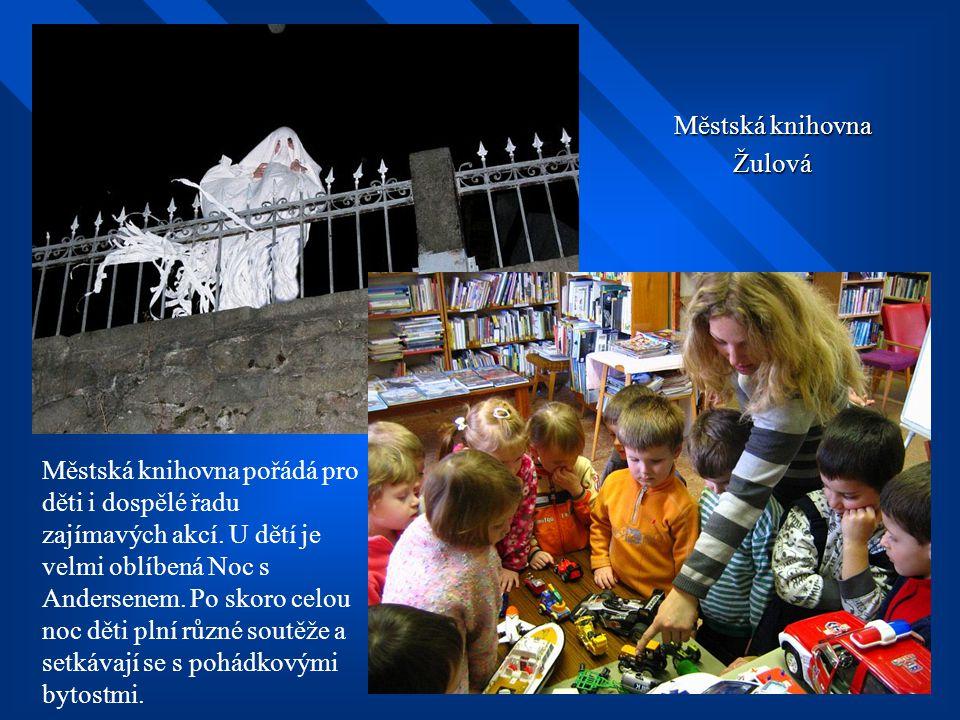 Městská knihovna Žulová