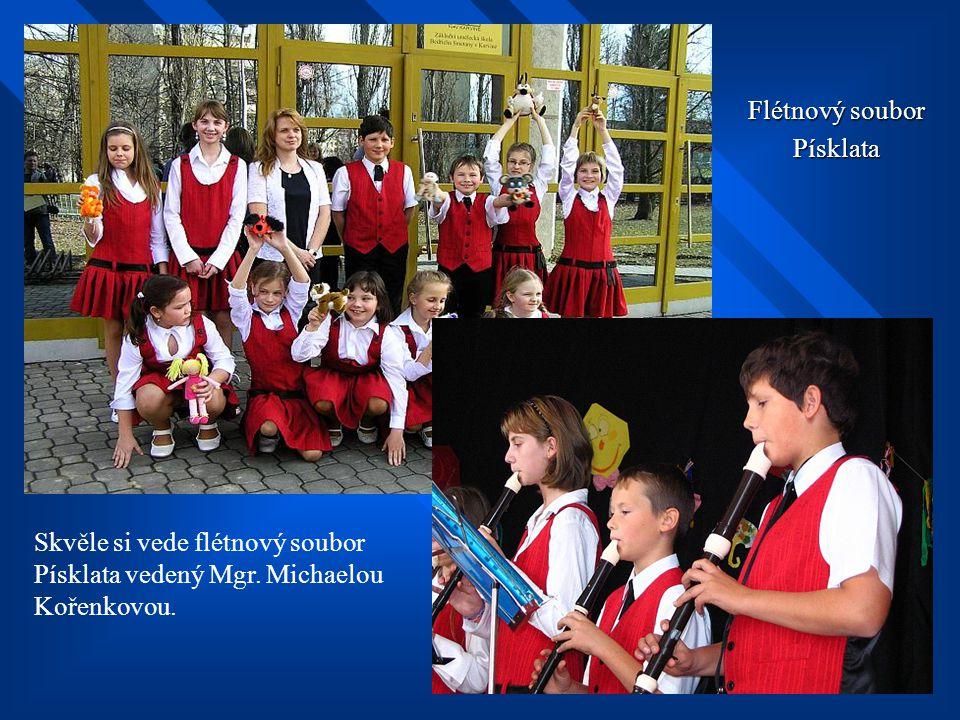 Flétnový soubor Písklata