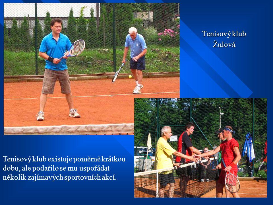 Tenisový klub Žulová.