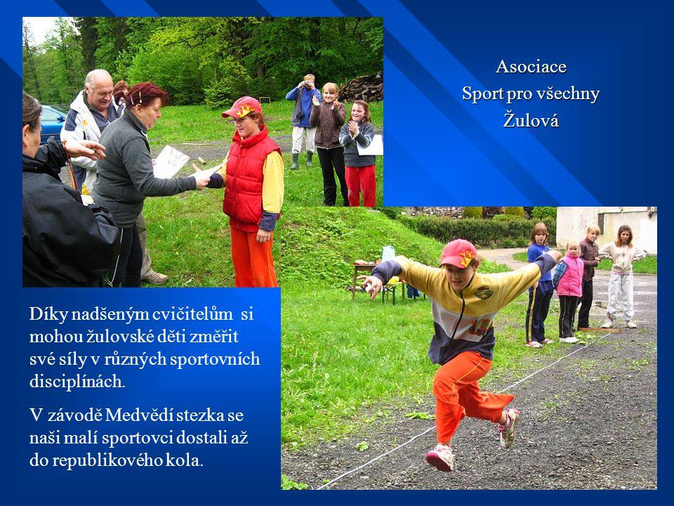 Asociace Sport pro všechny Žulová