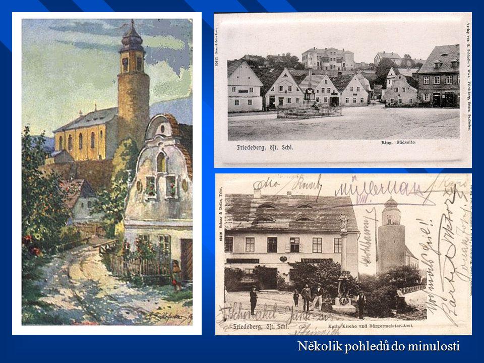 Několik pohledů do minulosti